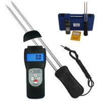 Draminski Hay & Silage Bale High-Moisture Meter with Probe Plus Temperature Display