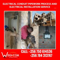 Reliable electrical wiring services in Kampala Uganda. 0704829913