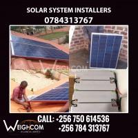 Solar System Installers in Uganda