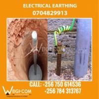Electrical Earthing service in Kampala Uganda 0750614536