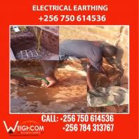 Lightning arrester installers in Kampala 0750614536