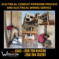 Electrical conduits fitting and wiring 0750614536