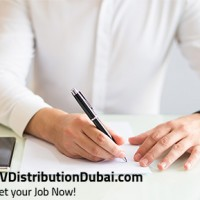 CV Distribution & Professional CV writing in UAE
