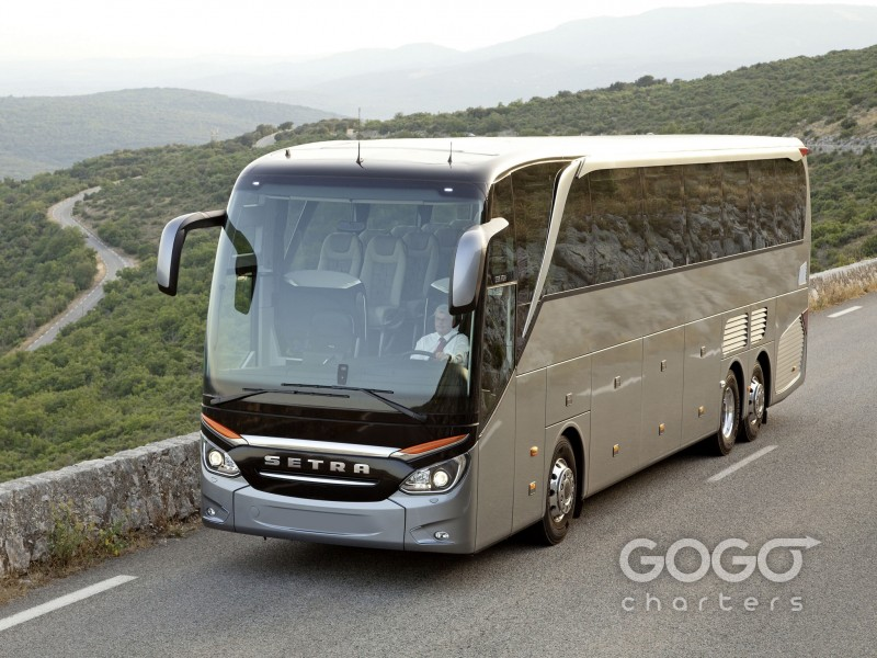GOGO Coach Hire Manchester