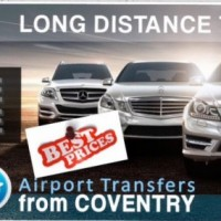 COVENTRY TAXIS LONG DISTANCE SERVICE - AIRPORT TRANSFERS