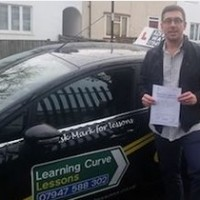Learning Curve Driving Lessons