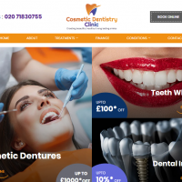 Cosmetic Dentistry Clinic