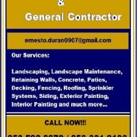 Duran Landscaper & General Contractor