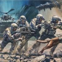 Spartan Military Prints