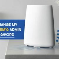 How do I Change my Orbi WiFi System Admin Login Password