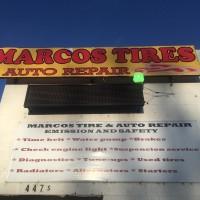 Marcos tires & auto repair