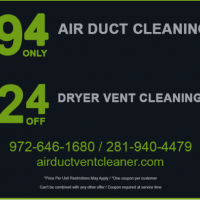 Air Duct Vent Cleaner Houston TX