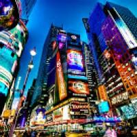Advertising Display Screen Brooklyn