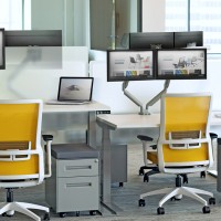 Office COVID Partitions