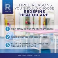 Redefine Healthcare Union Office