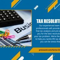 Tax Relief Settlement Attorney - Santa Clara