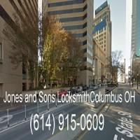 Jones and Sons Locksmith Columbus OH