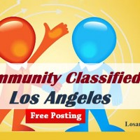 Community Classifieds Los Angeles