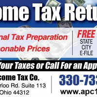 Akron Income Tax Co.