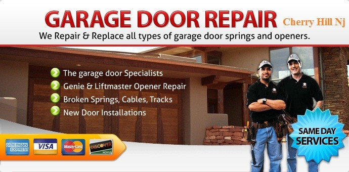 garage door repair cherry hill nj
