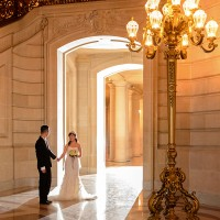 City Hall Wedding Photography by Michael