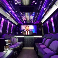 Rockford Party Bus