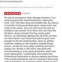 Nix Professional Restoration