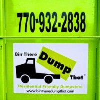 Bin There Dump That- Dumpster Rental Lawrenceville