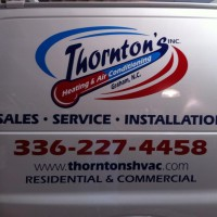 Thornton's Heating & Air Conditioning of Graham