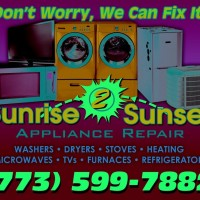 Sunrise 2 Sunset Appliance Repair