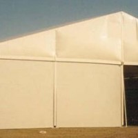 Temporary Warehouse Structures