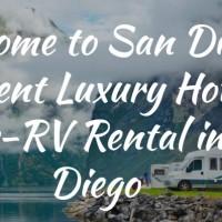San Diego RV 4 Rent