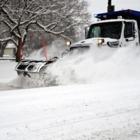 Minneapolis Snow Plow