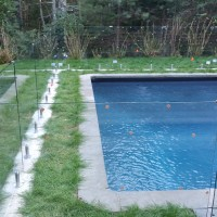 Glass Fence Fabrication & Installations New York