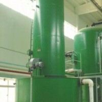 dissolved air flotation factory oil water separator mechanical bar screen Exhaust gas absorber manufacturerin China