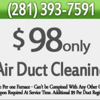 Katy TX Air Duct Cleaning
