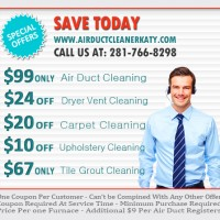 Air Duct Cleaner Katy TX