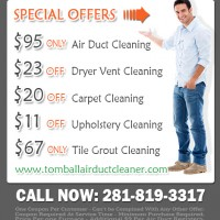Tomball TX Air Duct Cleaner