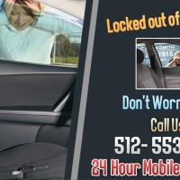 Unlock Car Door Service Austin TX