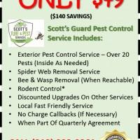 Scotts Turf and Pest Services LLC