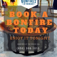 Bonfires at the Beach 30A