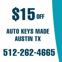 Auto Keys Made Austin TX