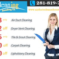 Air Duct Cleaning Rosenberg TX