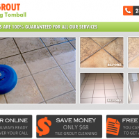 Tile Grout Cleaning Tomball TX