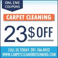 Carpet Cleaner Rosenberg