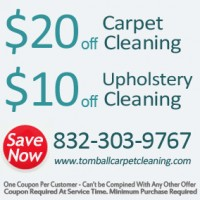 Tomball Carpet Cleaning