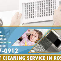 Air Duct Cleaning Service In Rosenberg