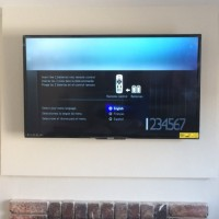 Sky Tv Mounting