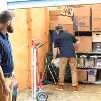 Secure Moving and Storage