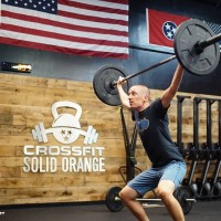 CrossFit Solid Orange
